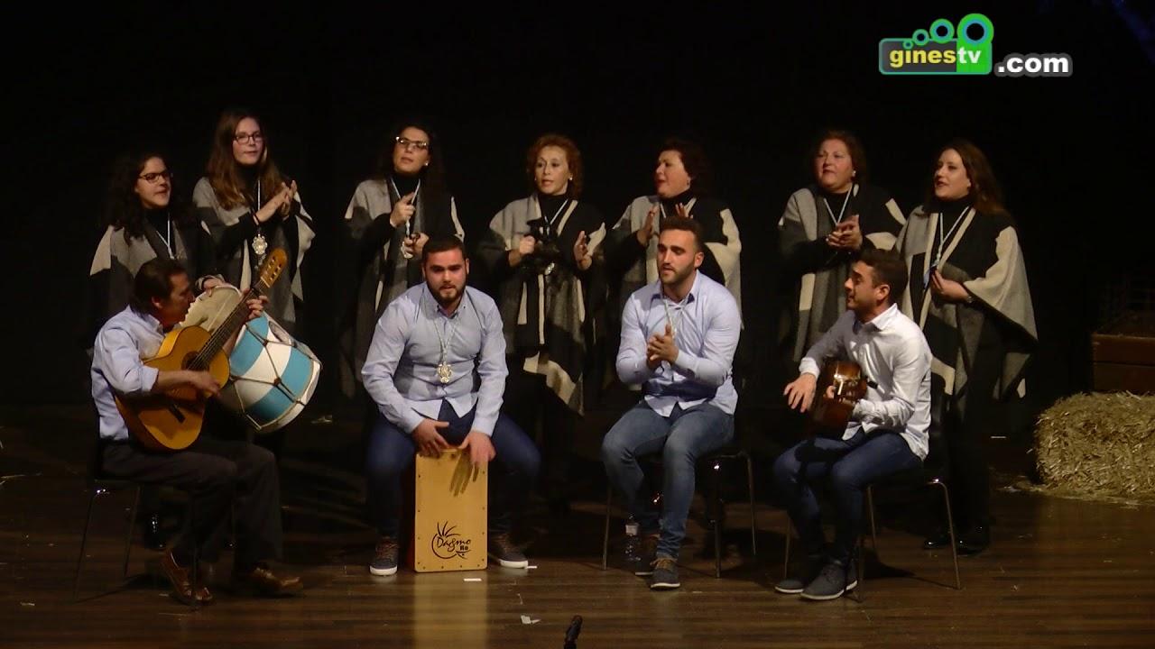 Catorce grupos participan este jueves en el XVII Concurso de Villancicos de Gines