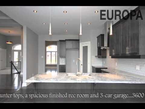 Omega Homes Europa Model Ottawa