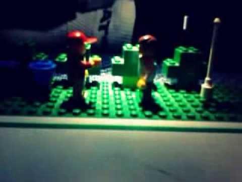 Lego Keltainen Auto Lj Youtube