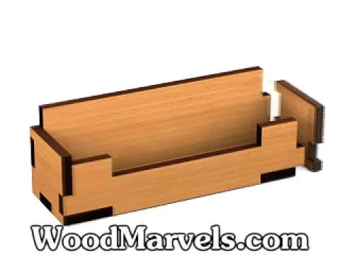 Build your own wooden business card holder b youtube build your own wooden business card holder b colourmoves
