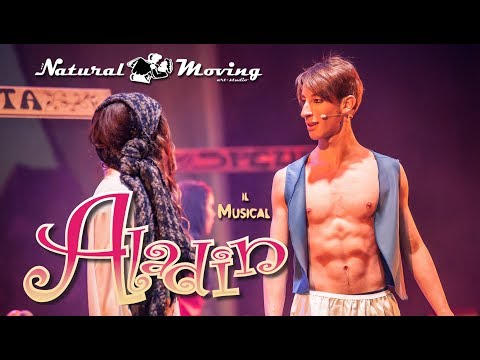 Aladin il Musical - Natural Moving (2017)