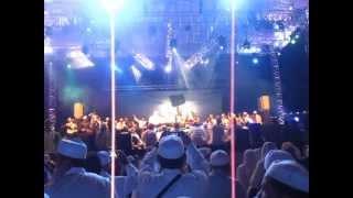"""(v4/8) Habib Syech """"Solatullah Salamullah, Lagu Jawa"""" @Shah Alam 01.06.13"""