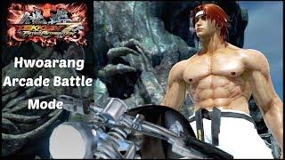 TEKKEN™7 PS4 Arcade Mode Hwoarang as Kim Kaphwan from FATAL FURY 2