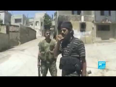 Syria   Rebels and Assad