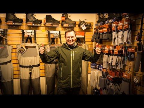 Ashland Fly Shop - Patagonia Stretch Rainshadow Jacket Review