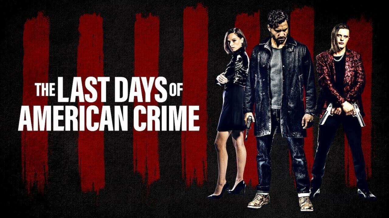 Trilha Sonora 14 Musicas De The Last Days Of American Crime