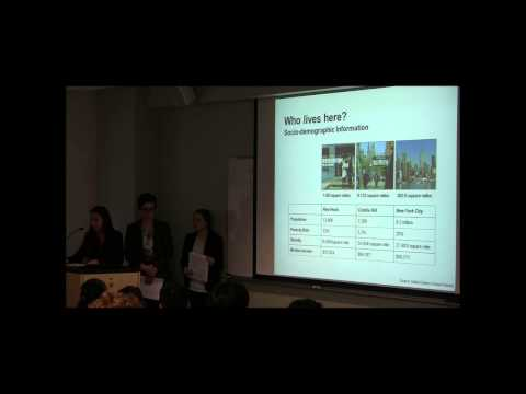 Spring 2014 Capstone: Social Resilience in Coastal Cities