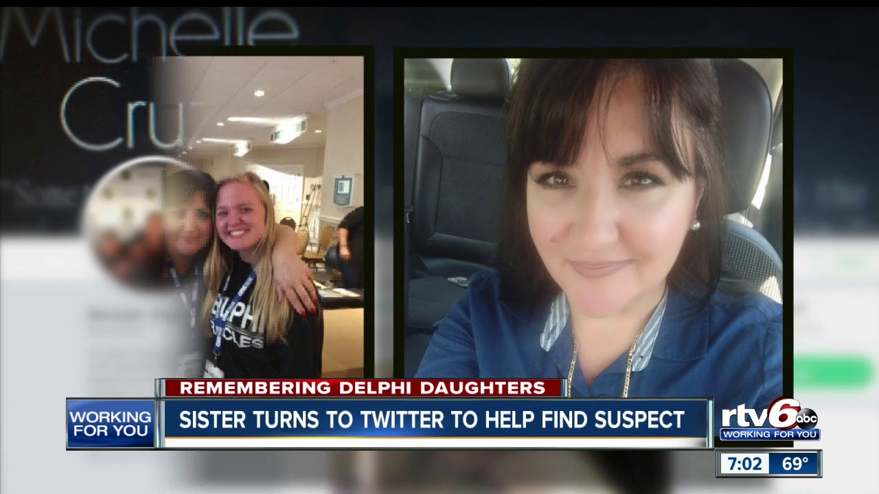 Sister of Delphi murder victim, Kelsi German, turns to Twitter to help find  suspect