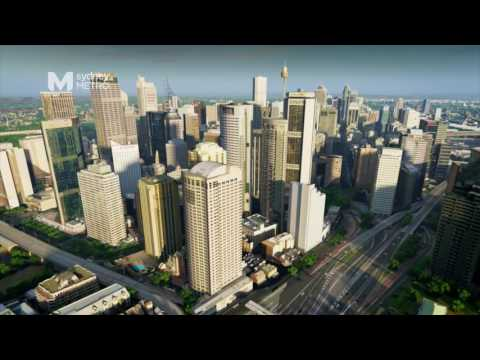 Sydney Metro City & Southwest EIS Project Update May 2016