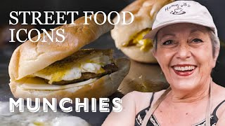 Mama Jo is NYC's Official Grandmother of Breakfast - Street Food Icons