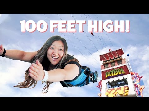 We Tried Extreme Heights Activities In Las Vegas