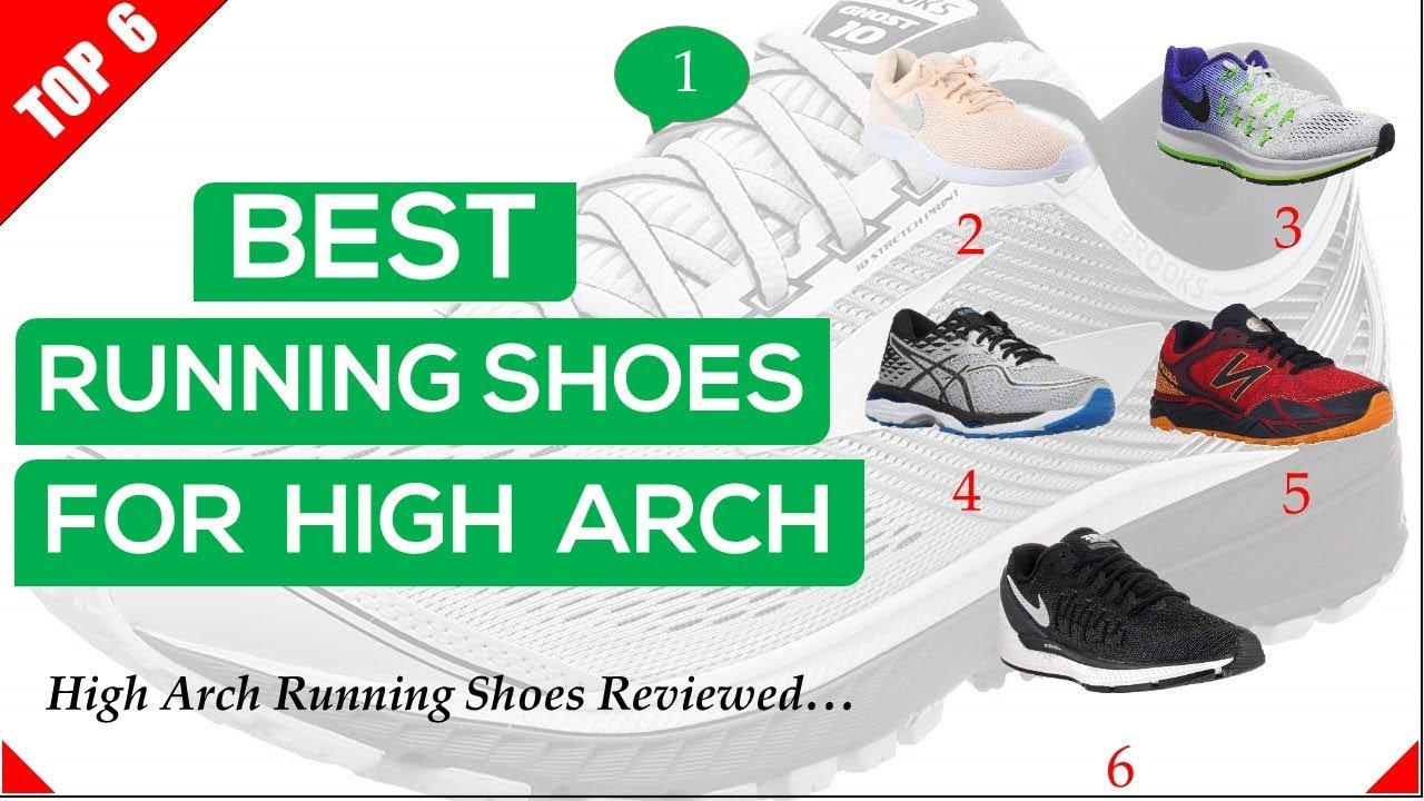 Best Running Shoes For High Arch - Men