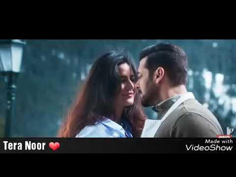 Tera Noor Full Song - Tiger Zinda Hain ~ Salman khan and Katrina Kaif