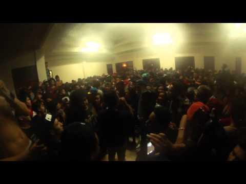 Young Lex ft AfroGie - Temen Palsu live at Gor KNPI Bekasi