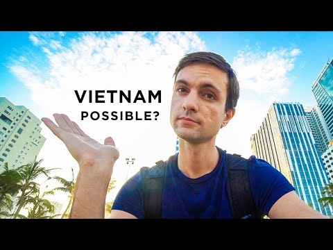 Can You Move To Vietnam Right Now? Foreign Expert Visa Explained