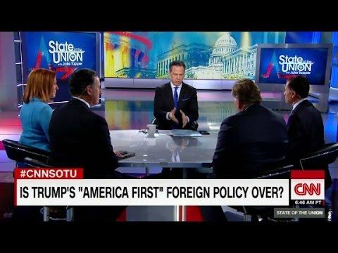 Obama Official Praises Trump on Syria Strike