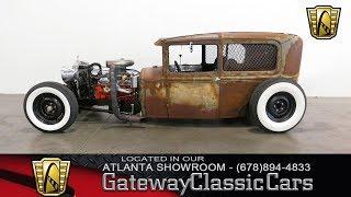 1931 Ford Model A Rat Rod - Gateway Classic Cars of Atlanta #511