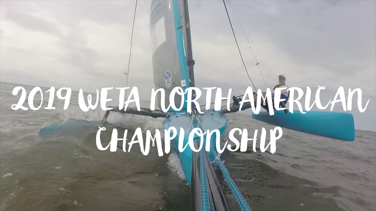 2019 Weta North American Championship
