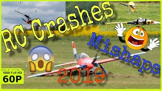 RC CRASH COMPILATION | FATAL CRASHES AND MISHAPS 2019