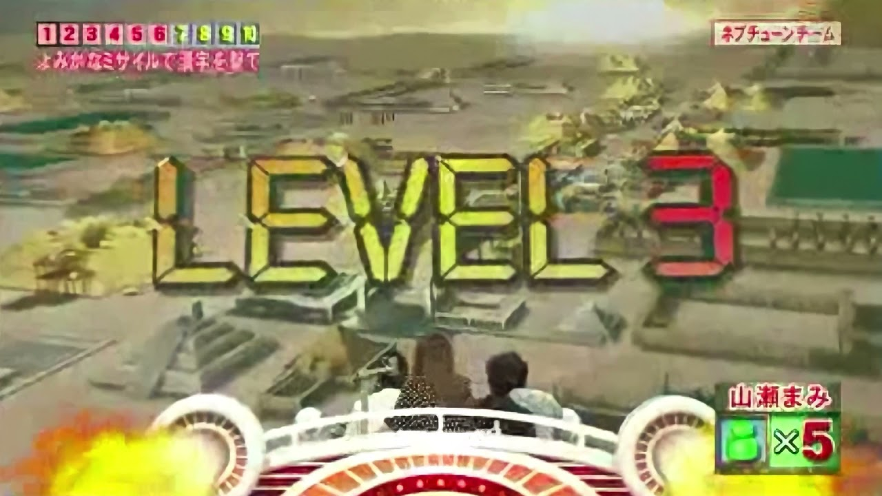 【ネプリーグ】ファイブツアーズジェット 時代ステージ LEVEL3 7問目 BGM