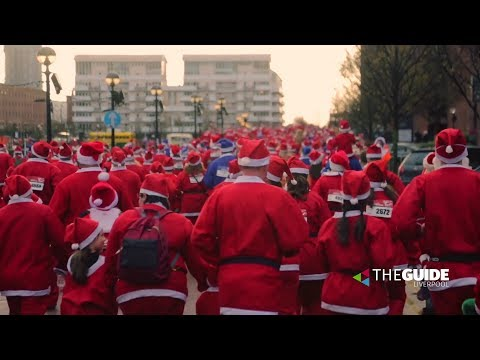 Liverpool Santa Dash 2019 Preview | The Guide Liverpool