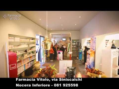 Spot Farmacia Vitolo 40secondi sett2017 - YouTube