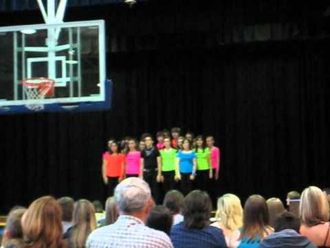Will Rogers Middle School Show Choir