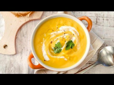 Суп из морепродуктов простой