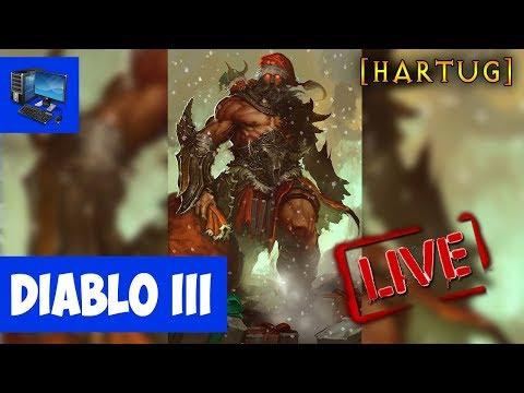 #313 Стрим Diablo 3 . Предновогодний стрим с Tigerplays  ;-)