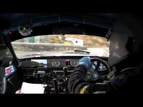 Killarney Historic Stages Rally 2011: Molls Gap - Tommy Mason & Tony McCarthy