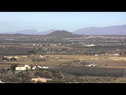 Las Cruces, New Mexico - The Beautiful Views From The West Mesa