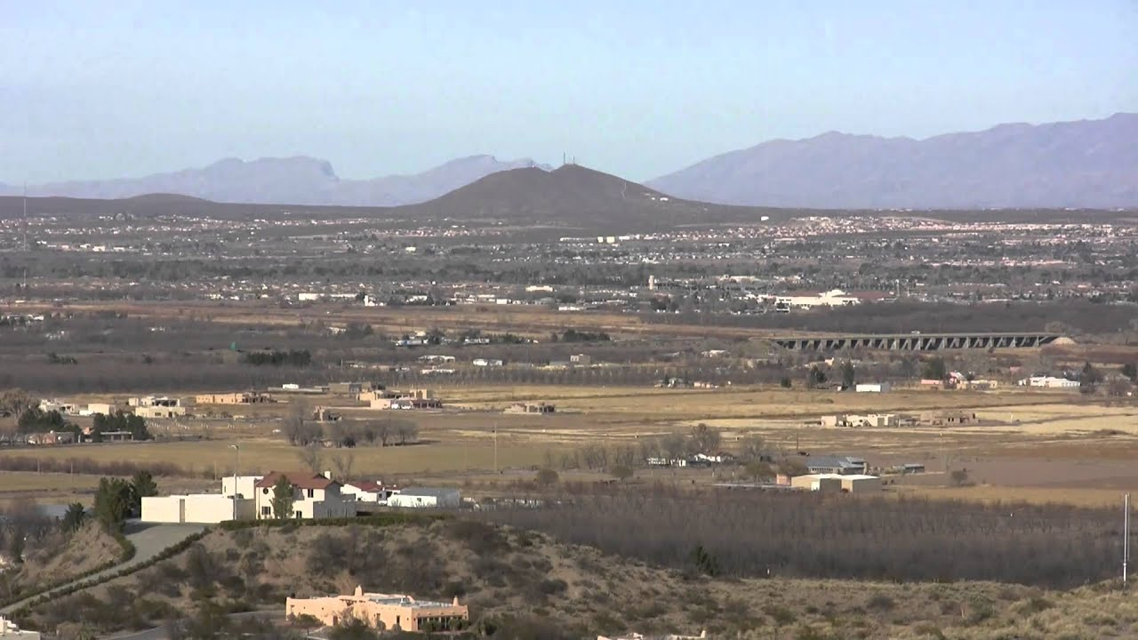 las cruces new mexico the beautiful views from the w