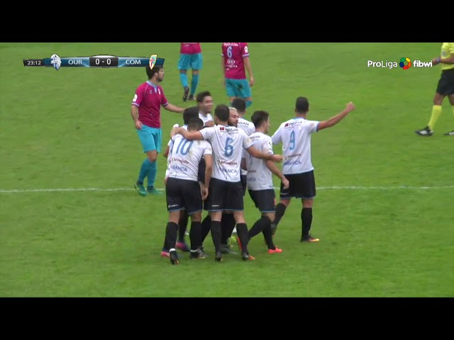 RESUMEN | Ourense CF 1-1 SD Compostela