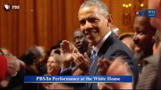 Tổng thống Obama hát 'What'd I Say'