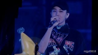 20160306 BIGBANG FINAL IN SEOUL encore Lies (GD)