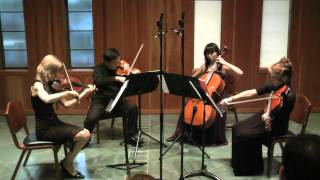 Prokofiev: String Quartet # 1 in B Minor