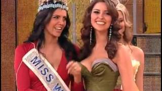 церемония финала Мисс Россия 2012