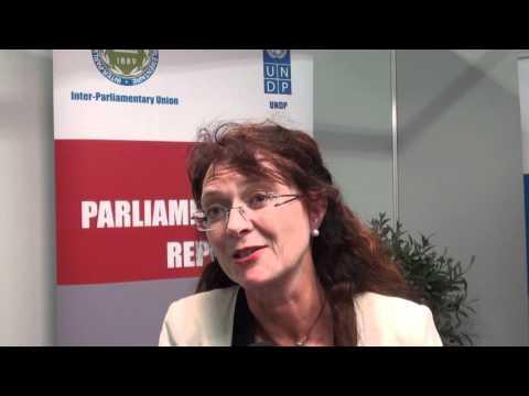 Ms. Ingrid Heggo, MP Norway