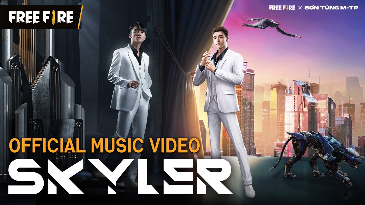 [OFFICIAL MUSIC VIDEO] SKYLER - Sơn Tùng M-TP | Garena Free Fire