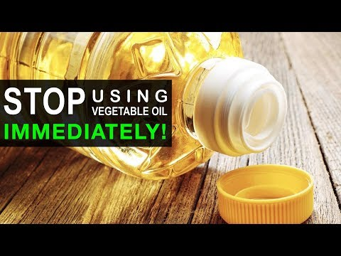NEVER USE VEGETABLE OIL IN YOUR KETO RECIPES!!!