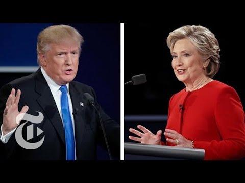 First Presidential Debate
