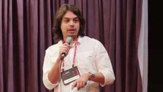 3 usos práticos para o humor: Murilo Gun at TEDxJardins