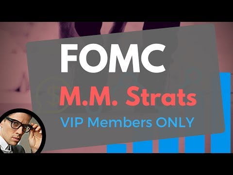 ✔ PREMIUM MEMBERS ONLY – $8K DAY TRADING – VINNY'S PRE FOMC DAY MARKET MAKER RULES
