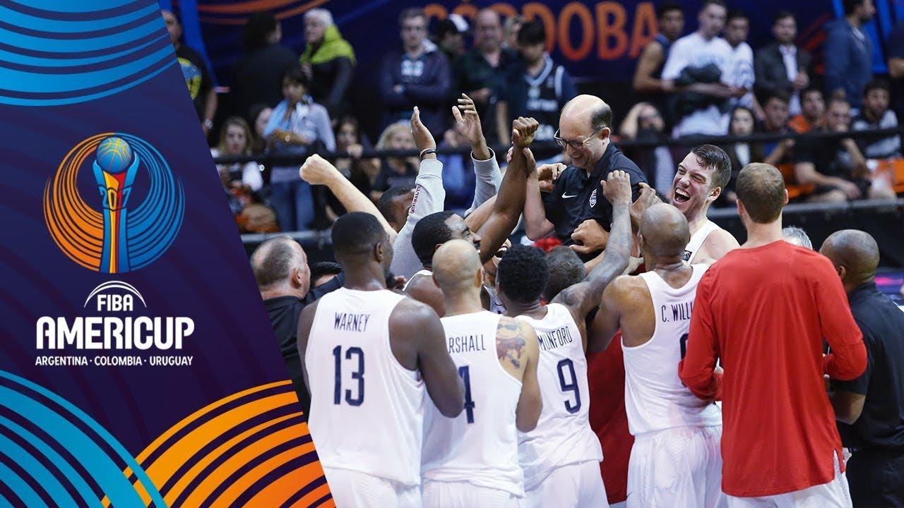 United States vs Argentina - Highlights - Final