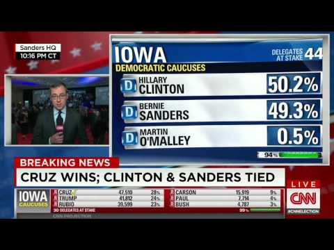These Results In Iowa Ensure That The Democratic Primary Will Go On For Months