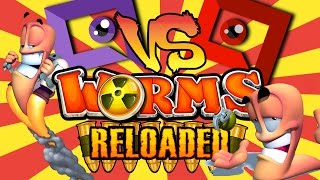 Worms Reloaded - AFRO CLUSTER GRENADE!