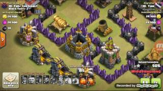 Clash of clans 7 || clan krieg angrife zeigen yo ho