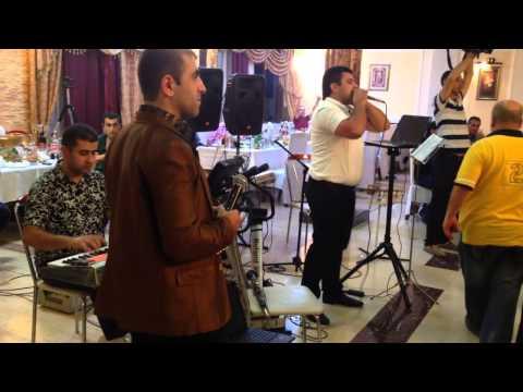 Гегам Саргсян на свадьбе в Ереване