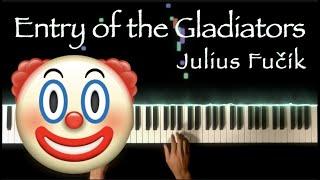 Entry of the Gladiator - Julius Fučík - Piano Cover - Bastien Piano Level 3