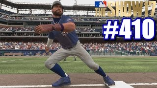 SPECTACULAR BARE HAND CATCH! | MLB The Show 17 | Road to the Show #410
